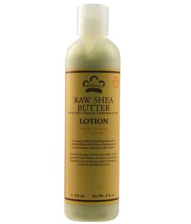 Nubian Heritage [USA]  RAW SHEA LOTION 写真