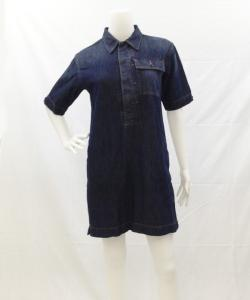 RALPH LAUREN 211620475001 DENIM DRESS 写真