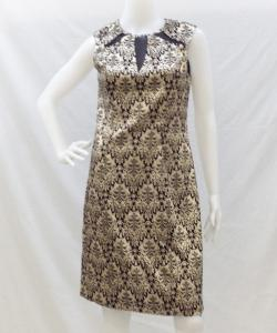 SCARLETT SC111270TI DAMASK DRESS 写真