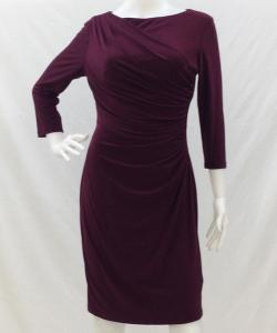 RALPH LAUREN 250646509002 DRAPE DRESS 写真