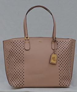 RALPH LAUREN 4316511PerforatedTannerTote 写真