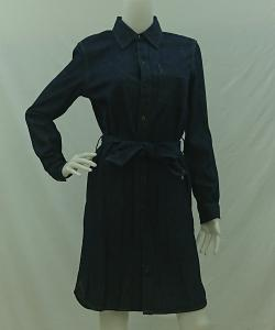 RALPH LAUREN 200652386001 DenimShirtDress 写真