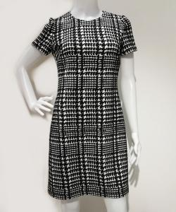 Calvin Klein ワンピース CD8P58QQ Houdstooth dress 写真