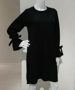 New York & Company ワンピース 0304 BOW-SLEEVE DRESS 写真